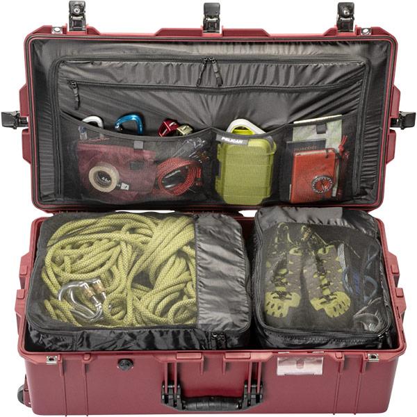 pelican 1615 lid organizer cube pack case