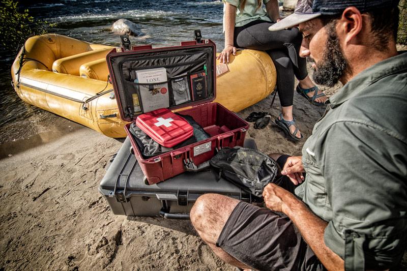 pelican travel organizer air case
