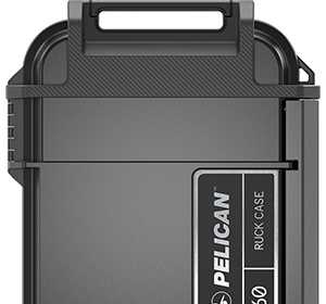 pelican ruck case color black