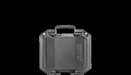 pelican vault v100 small pistol case