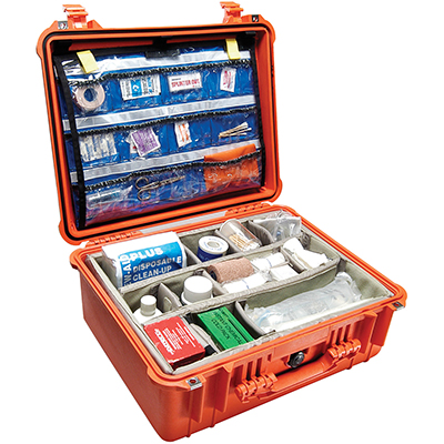 pelican 1550ems medical emt first aid case