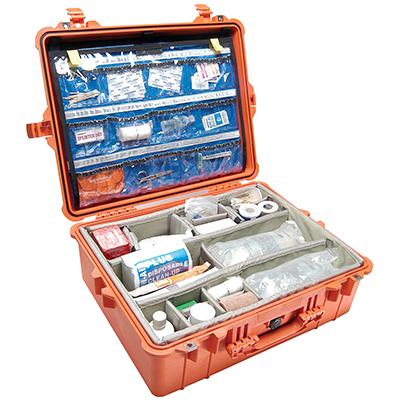 pelican 1600ems medical ems ambulance emt case