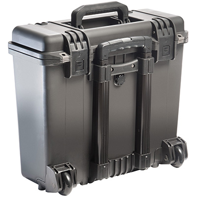 pelican im2435 hard rolling travel document case