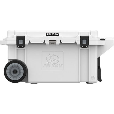 shopping pelican 80qt buy white rolling fishing cooler