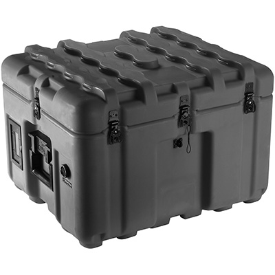 pelican peli products isp IS2117-1103 hard plastic shipping pallet container