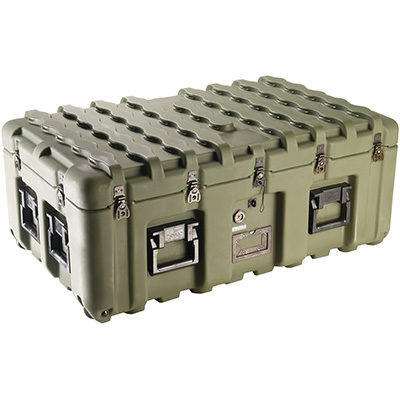 pelican peli products isp IS3721-1103 hard protective shipping pallet box