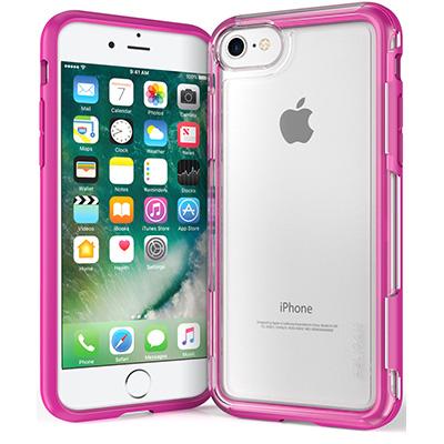 pelican c23100 iphone 7 clear pink case adventurer