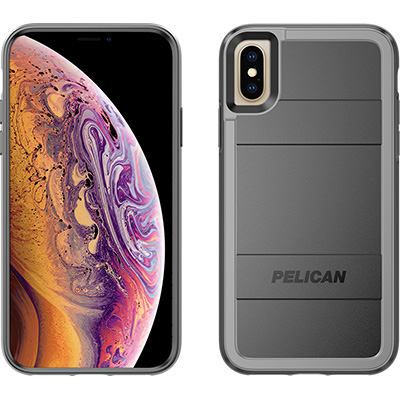 pelican c37150 iphone xs protector magnetic mount