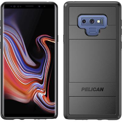 pelican c41150 samsung note9 black protector phone case