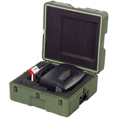 pelican 472 lexmark e323 usa military printer transport case