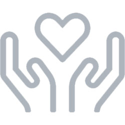 pelican helping hands icon