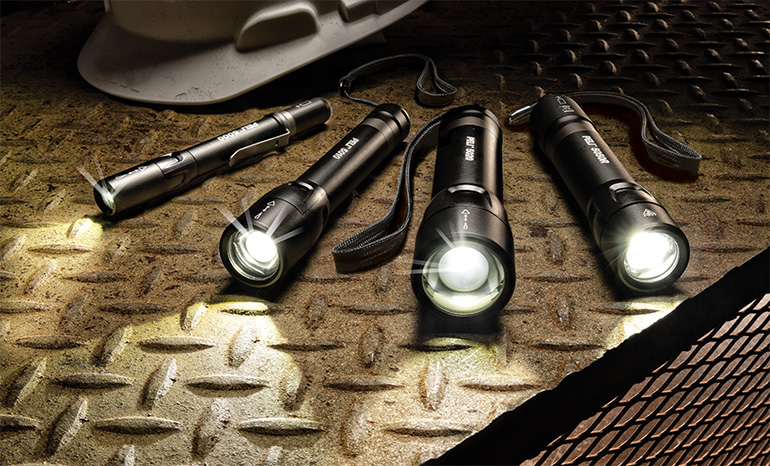 peli 5 series torches tactical torch