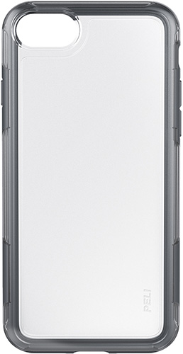 peli grey clear apple iphone 7 case