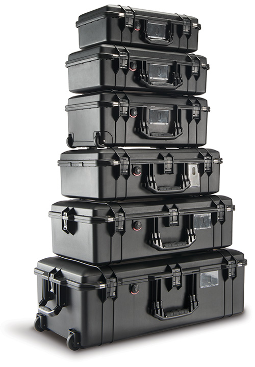 peli products air cases 1485 1525 1535