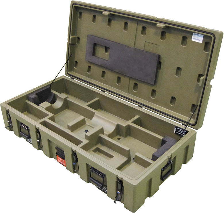 peli trimcast custom cases military case
