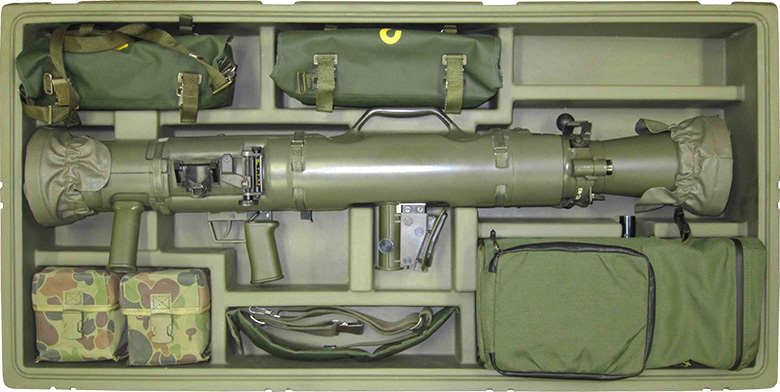peli trimcast custom military cases