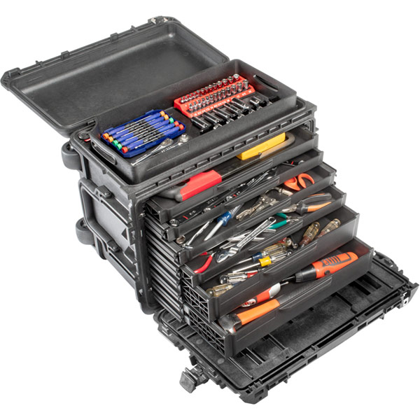 pelican 0450 mobile tool chest case