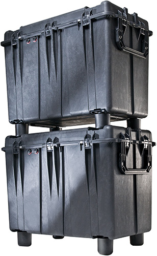 pelican products 0500 large transport hard pallet case