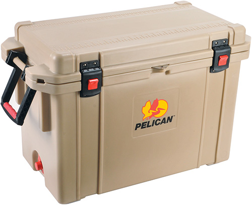 pelican products hunting 95 quart made in usa cooler