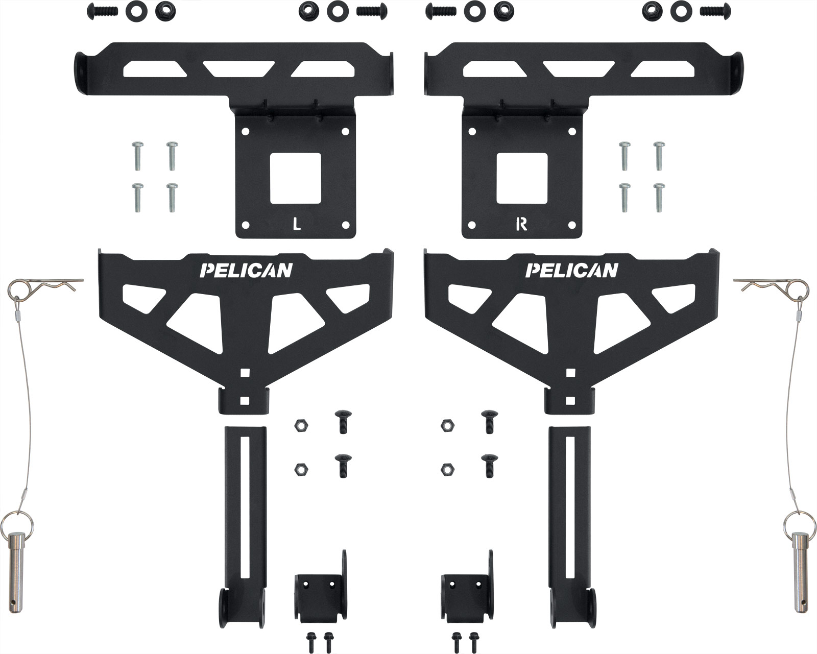 pelican cross bed mount ford