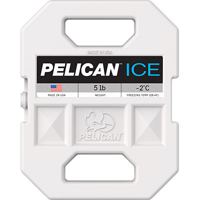 pelican ice cooler 5lb ice pack