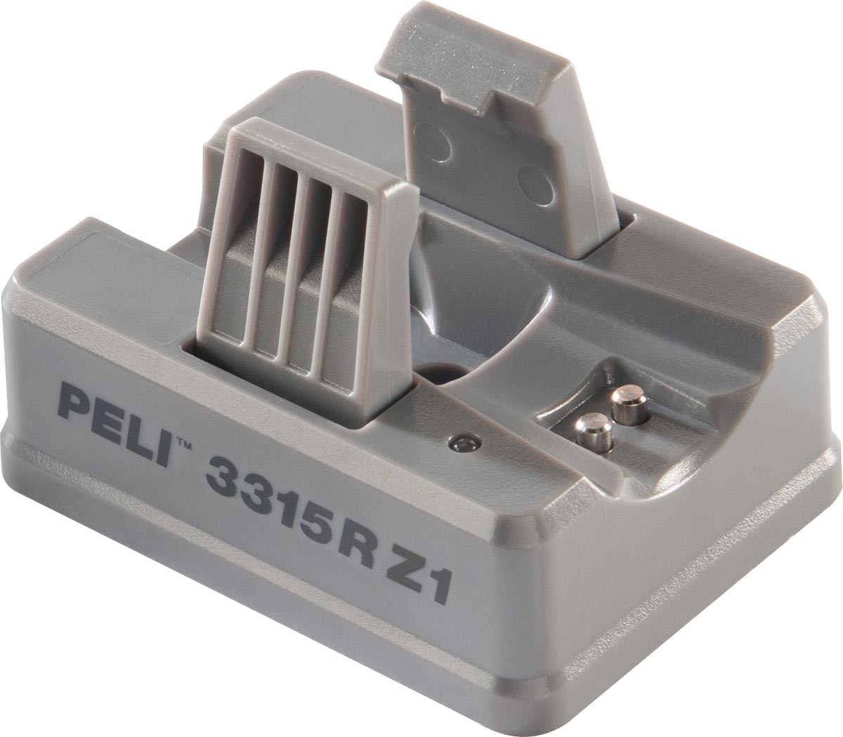 peli 3318 deck dash charger base