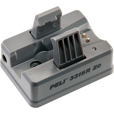 peli 3318z0 flashlight charger base