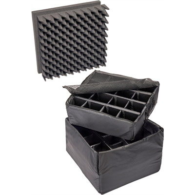 pelican 0355 padded divider case set