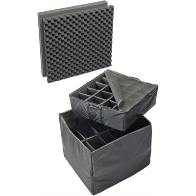pelican 0375 padded divider case set