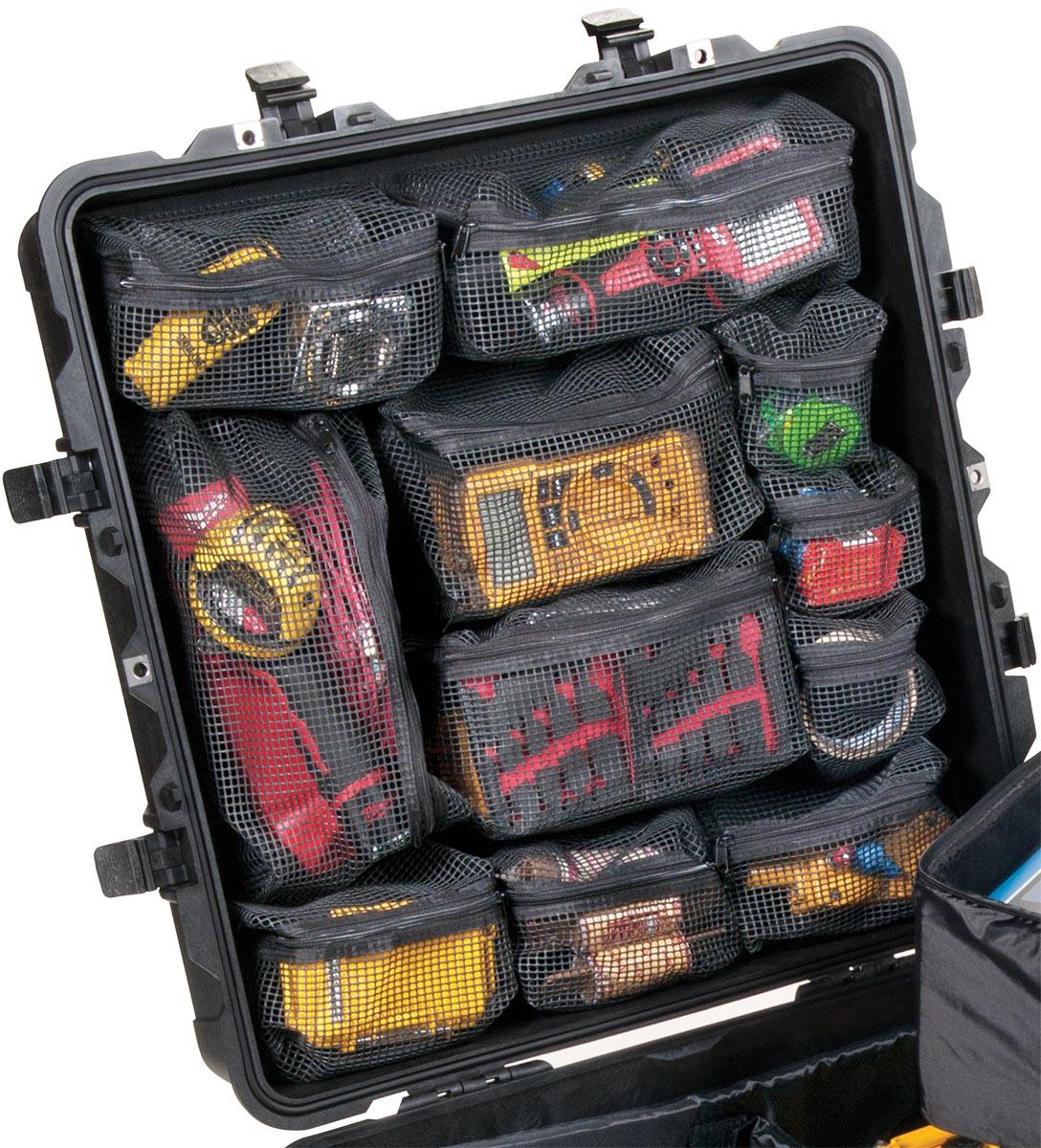 pelican 0379 cube case lid organizer