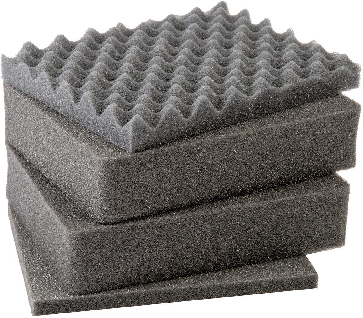 pelican 1301 replacement foam 1300 case