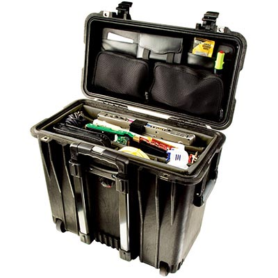 pelican 1440 case lid organizer office
