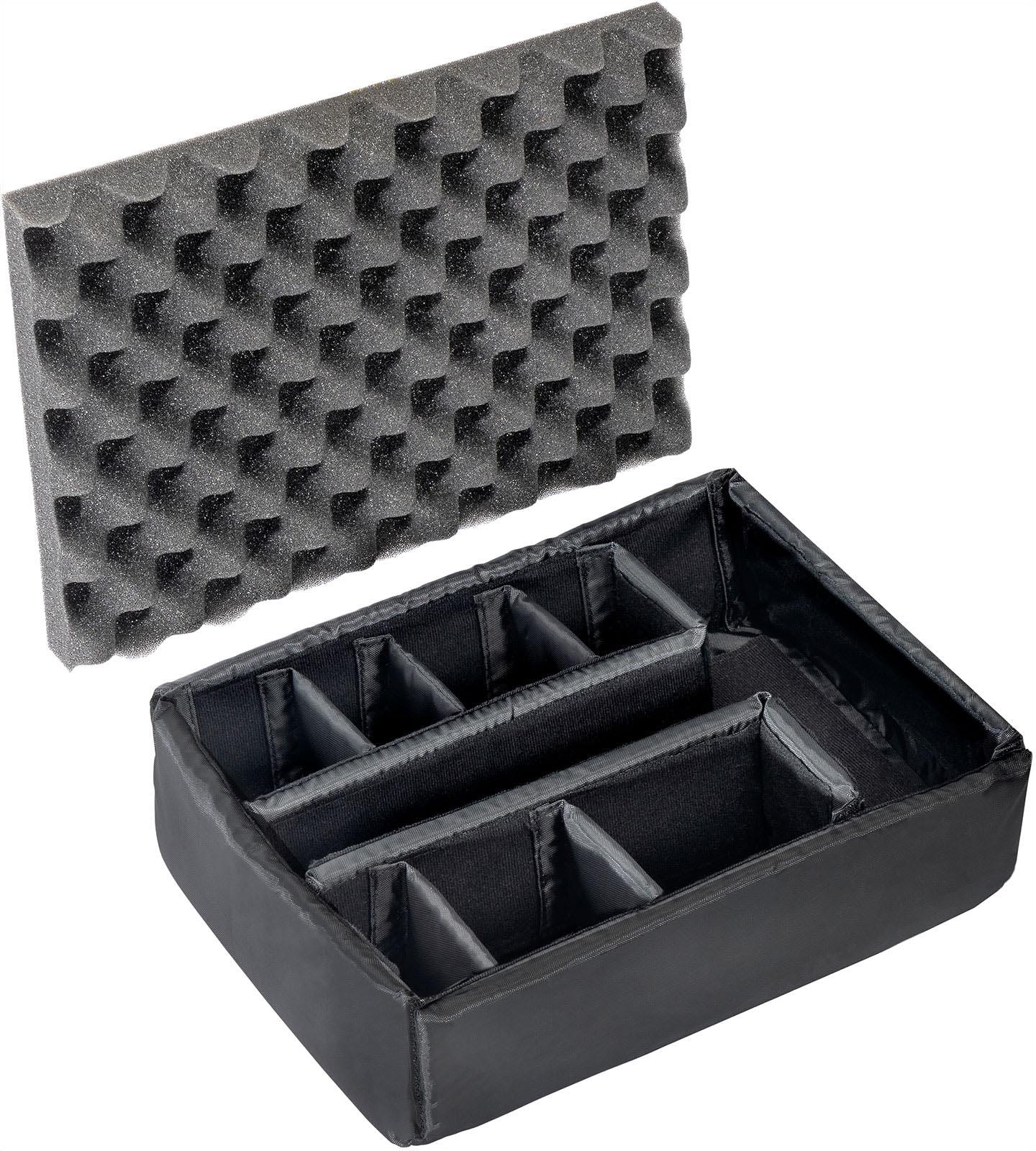 pelican 1455 padded divider case set