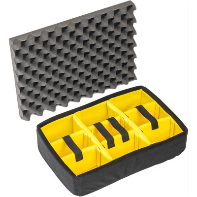 pelican 1509 case padded divider set