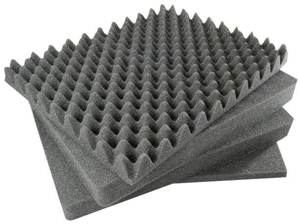 pelican 4 piece replacement case foam