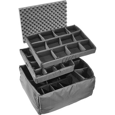 pelican peli storm im2750 shop padded dividers for cases