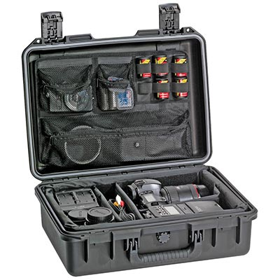 pelican storm case photo pallet