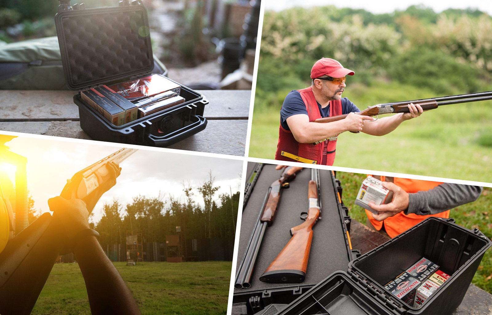 pelican consumber blog skeet shooting gun ammo cases