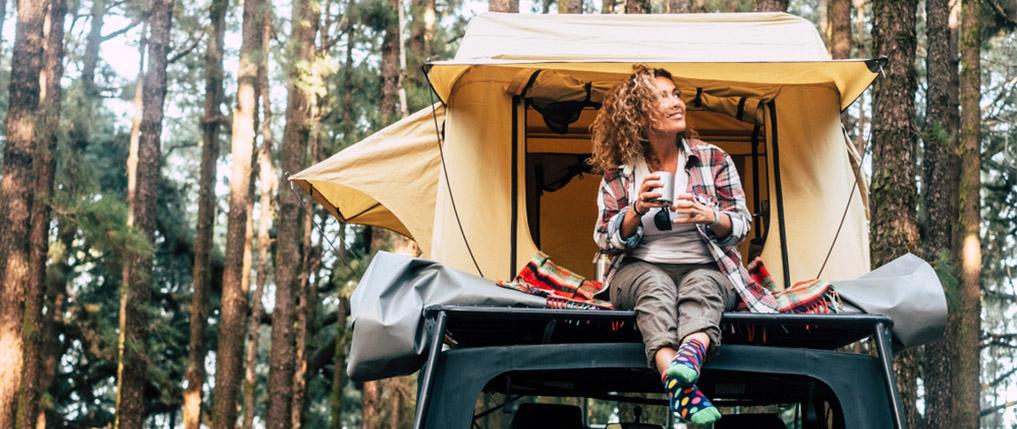 10 genius camping storage ideas