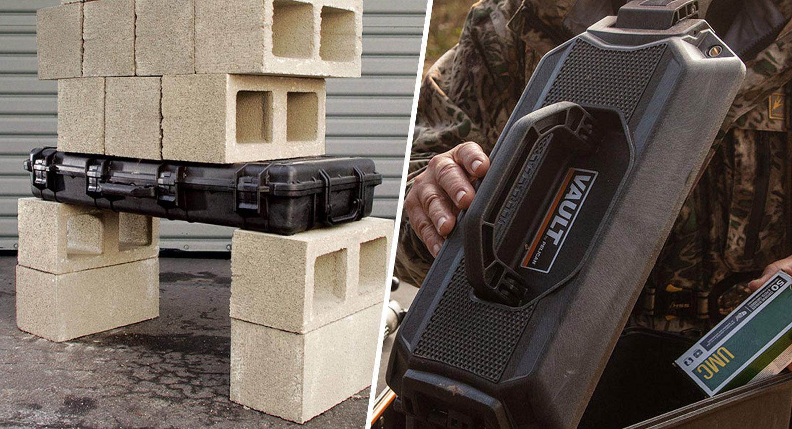 pelican consumer blog hunting long vault gun case