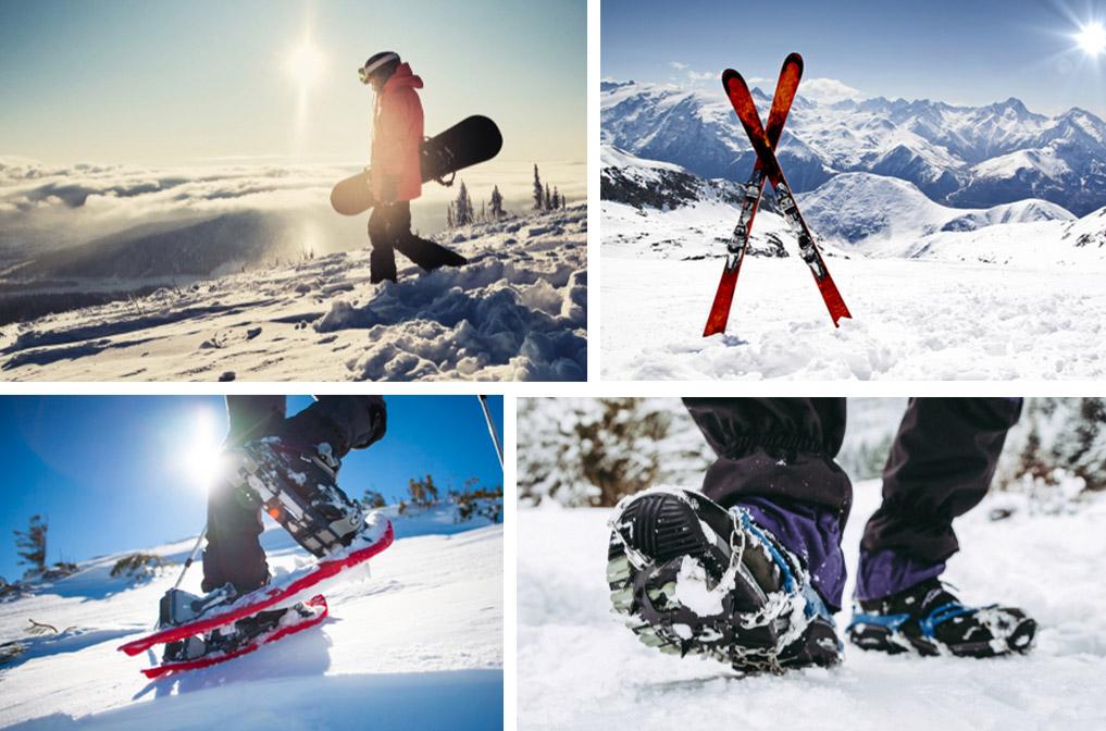 snow foot wear