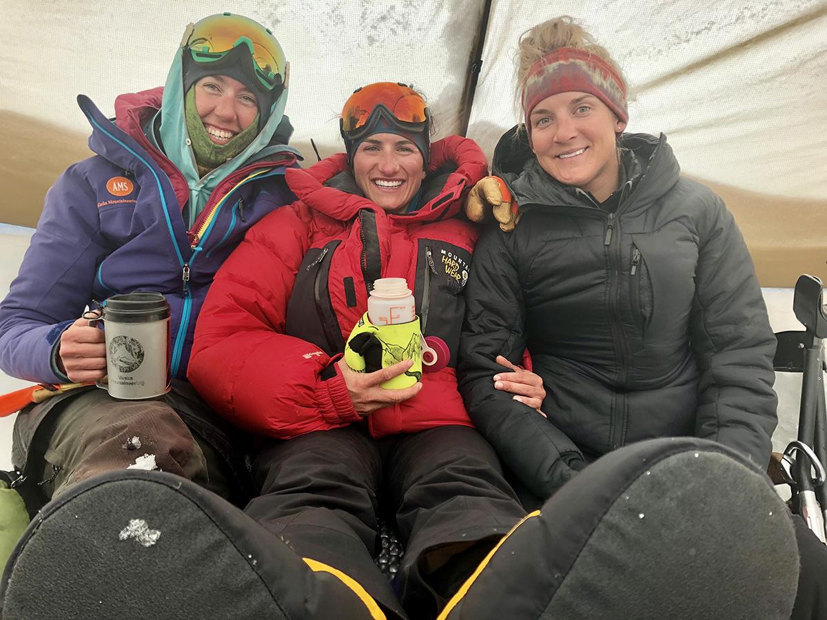 pelican professional blog kirstie ennis snow climbing