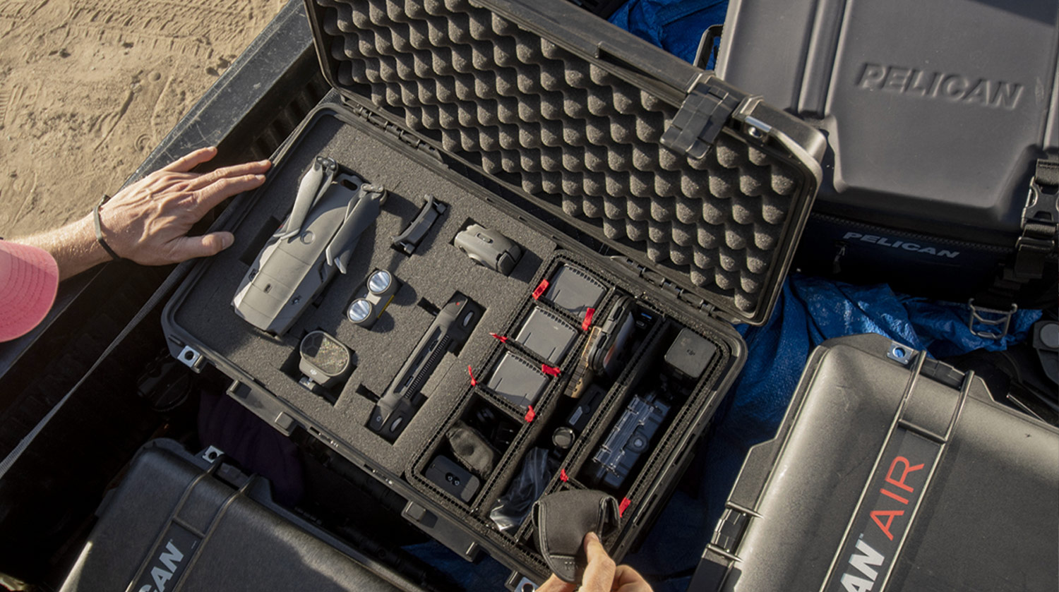 pelican professional blog choosing the right pelican case for your gear