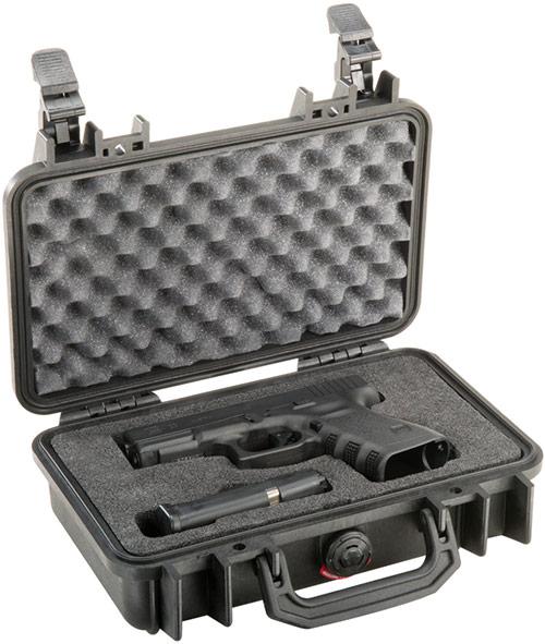 pelican consumer blog handgun pistol sidearm case