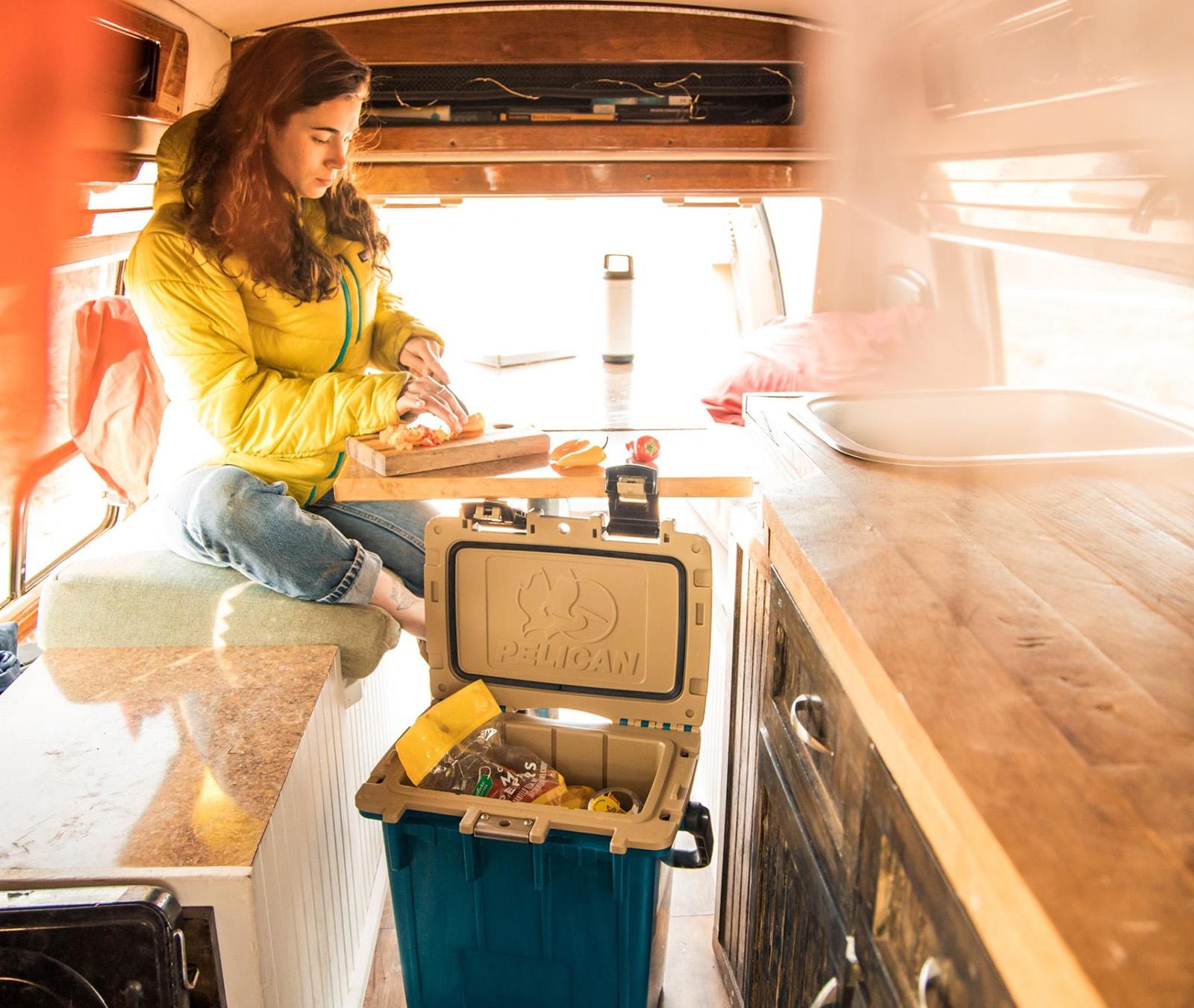 pelican consumer blog rv car truck cooler camping