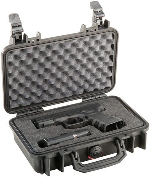 pelican consumer blog 1170 pistol gun glock hard case