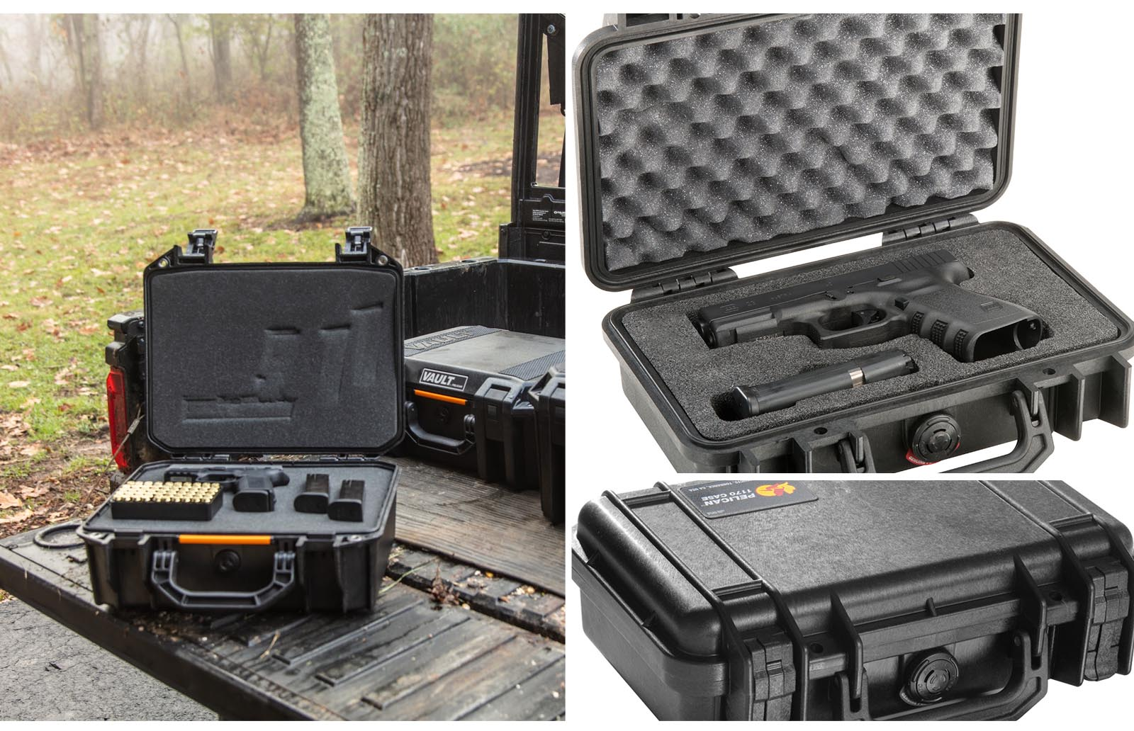pelican consumer blog handgun pistol ammunition cases