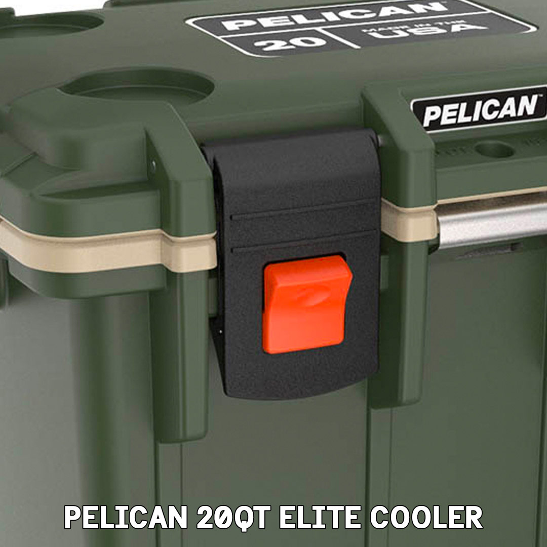 pelican consumer blog 20qt elite cooler latch