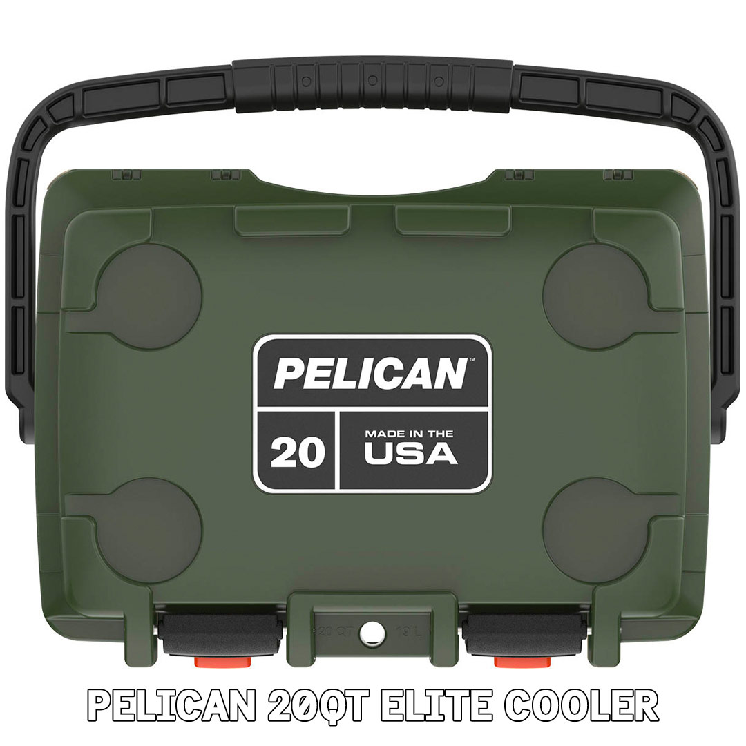 pelican consumer blog 20qt elite hard cooler cup holder