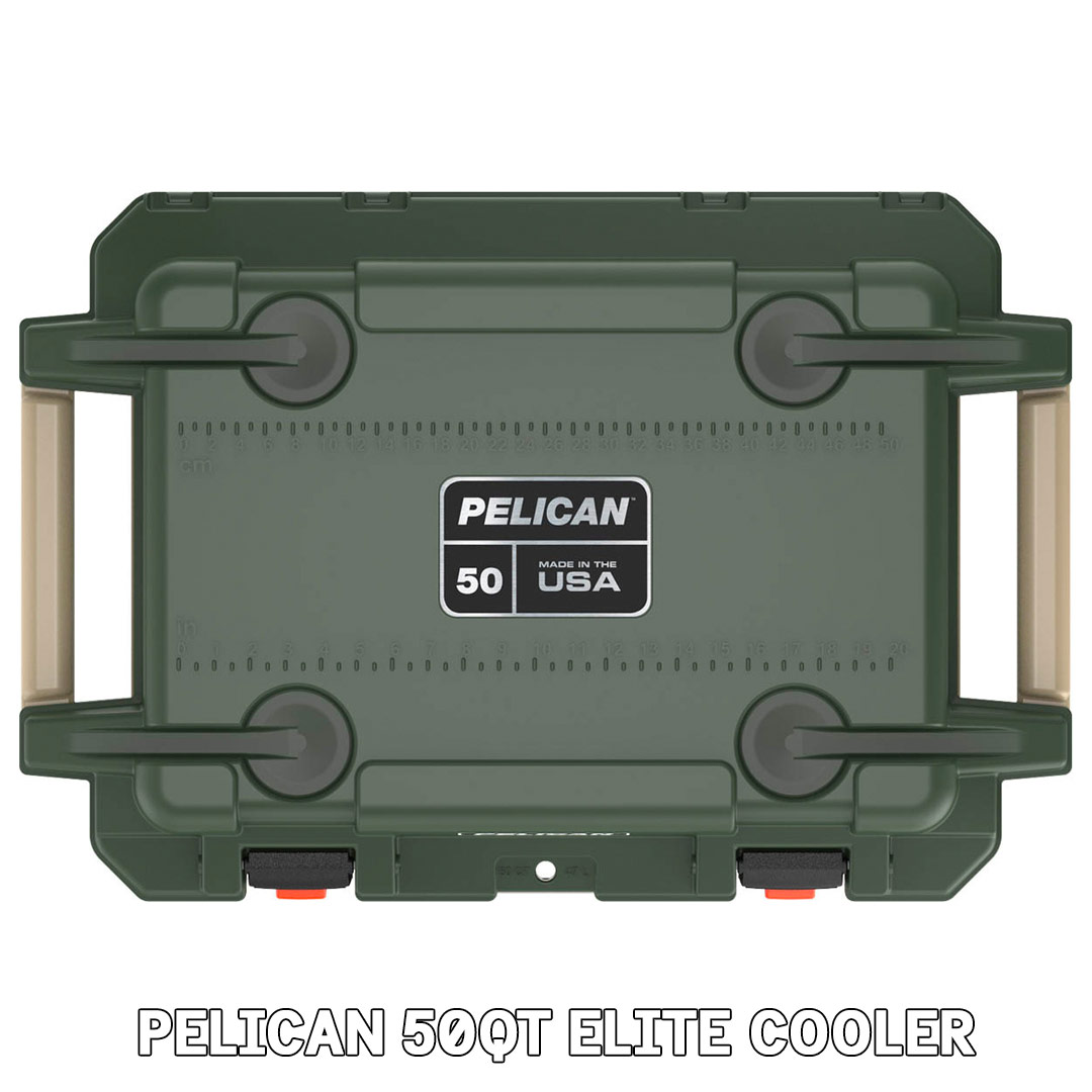 pelican consumer blog 50qt elite large capacity drink cooler